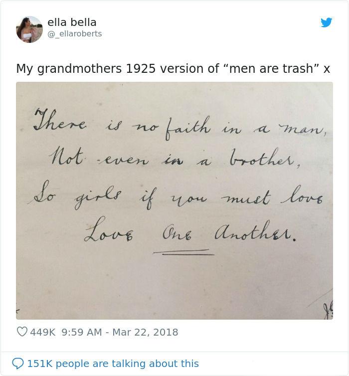 12 Tweets That Men Who Think Women Belong In The Kitchen